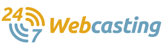 24/7 Webcasting Partner